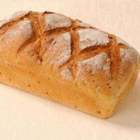 Chleb żytnio- pszenny soja -len
