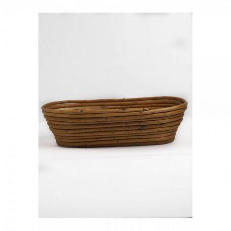 Koszyk do wyrastania chleba podłużny 25cm