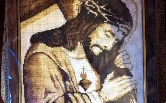 Obraz - haft krzyżykowy