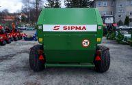 Prasa stałokomorowa  SIPMA PS 1221 FARMA PLUS