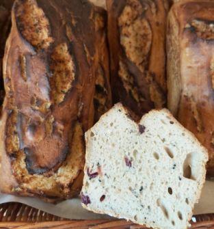 Żytni chleb wejski
