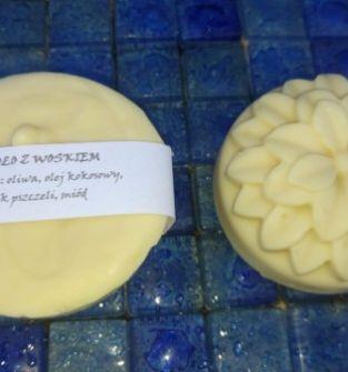 Naturalne mydła ręcznie robione
