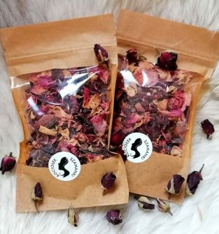 Herbatka różana wzmacniająca
