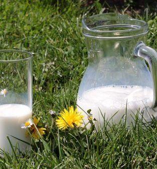 Mleko surowe