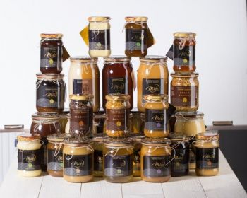Miód pszczeli wielokwiatowy 1,25 kg