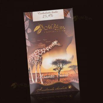 Czekolada z Żyrafą - biała 25,9%