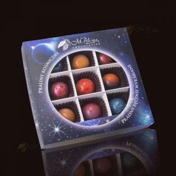 Kolekcja pralin kosmicznych - zestaw nr 3