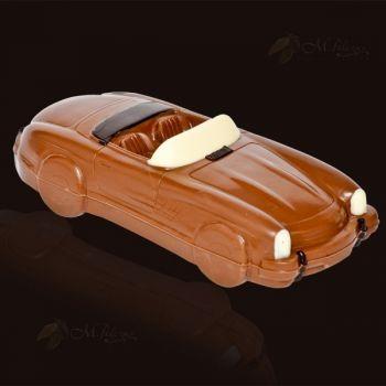Samochód z czekolady