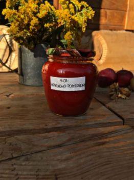 Sos paprykowo - pomidorowy