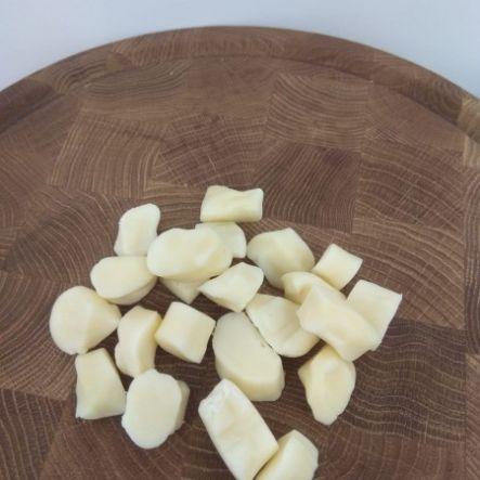 koreczki serowe Tatarki Karpackie białe
