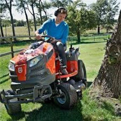 Traktorki ogrodowe