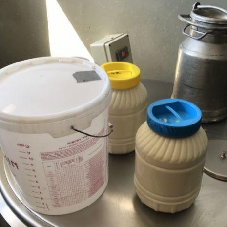 Mleko ekologiczne