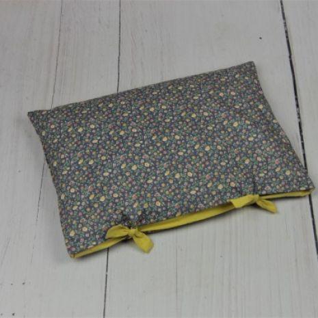 Poduszka bawełniana z łuską gryki