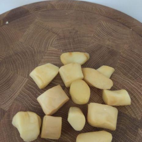koreczki serowe Tatarki Karpackie wędzone
