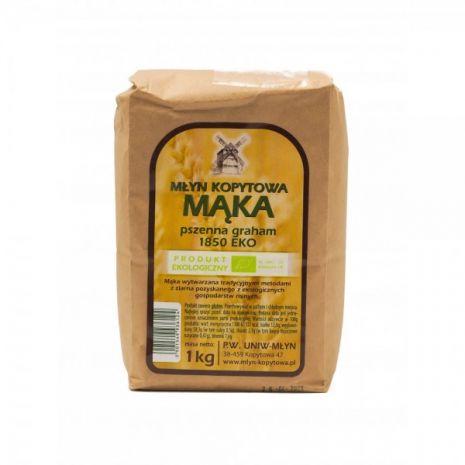 Mąka pszenna graham typ 1850 EKOLOGICZNA