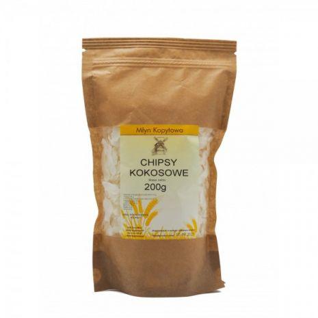 Chipsy kokosowe 200g