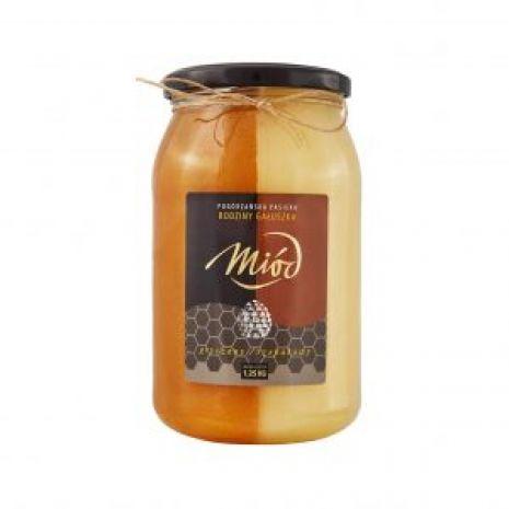 Miód rzapakowy/gryczany 1,25