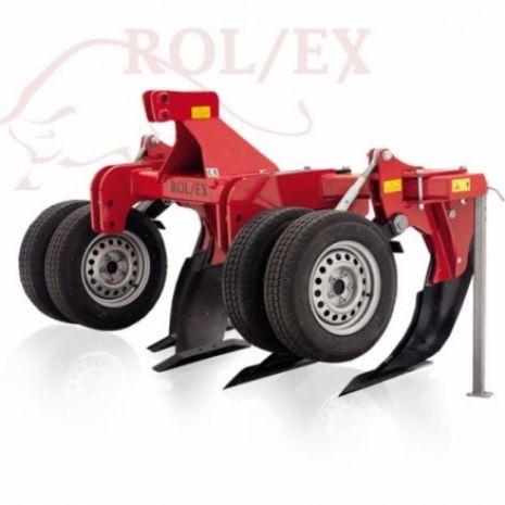 Głębosz ROL-EX kołkowy / sprężynowy / typ