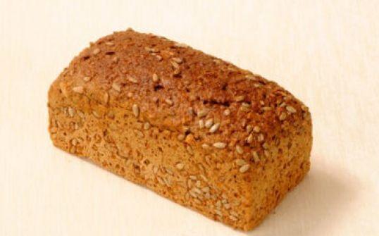 Chleb żytnio razowy soja- słonecznik