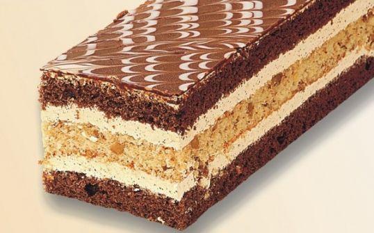 Tortowe czekoladowo-orzechowe