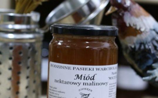 Miód Malinowy