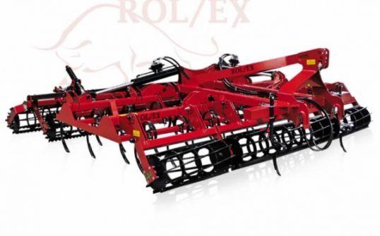 Agregat uprawowy ROL-EX składany hydraulicznie