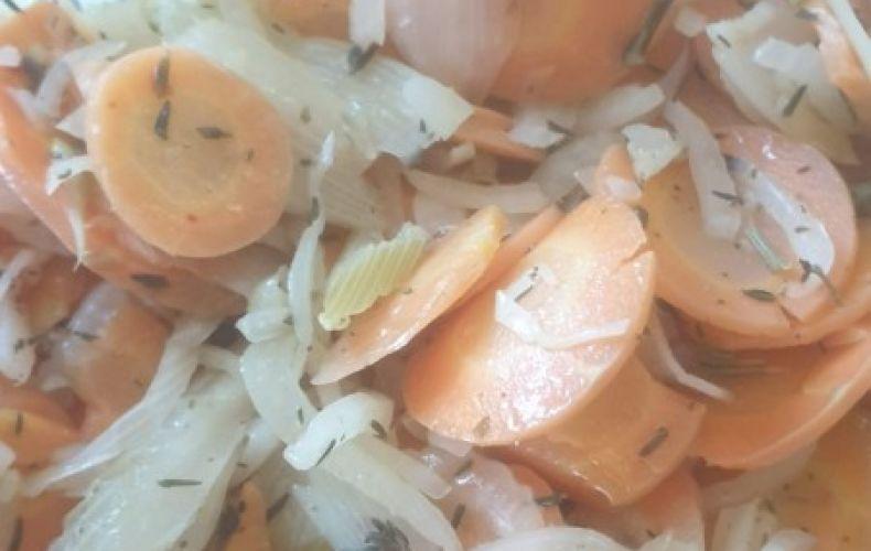 Sałata z fenkułem