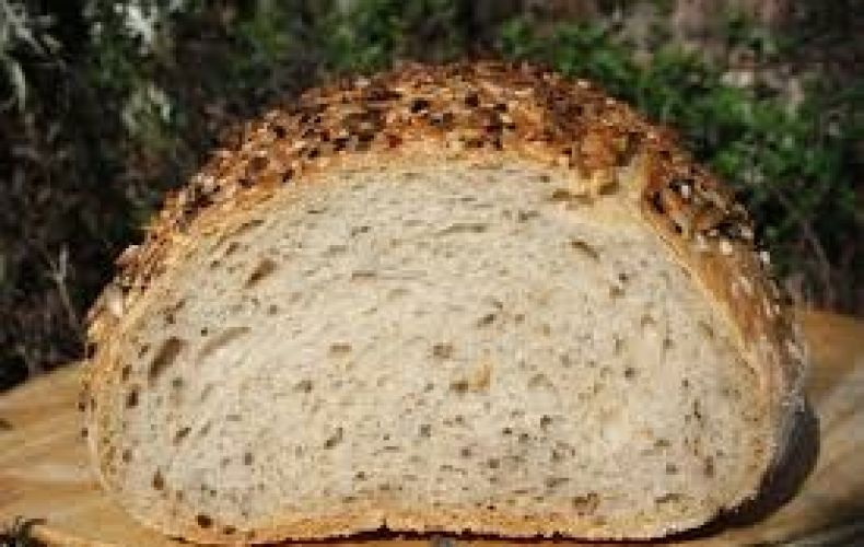 Chleb żytni z kminkiem