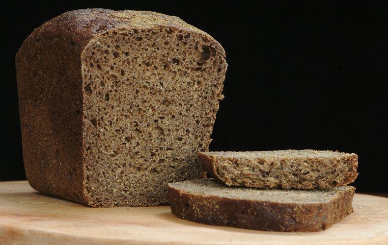 Chleb żytni z czarnuszką