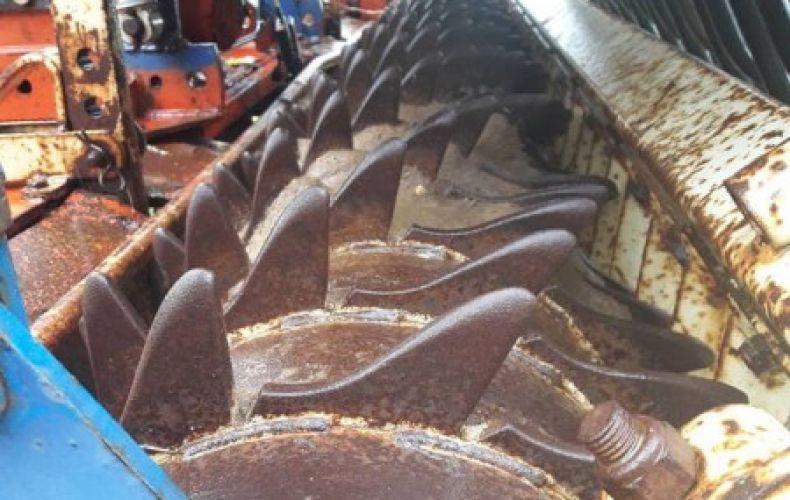 Agregat uprawowo-siewny, brona wirowa, siewnik nabudowany 3m