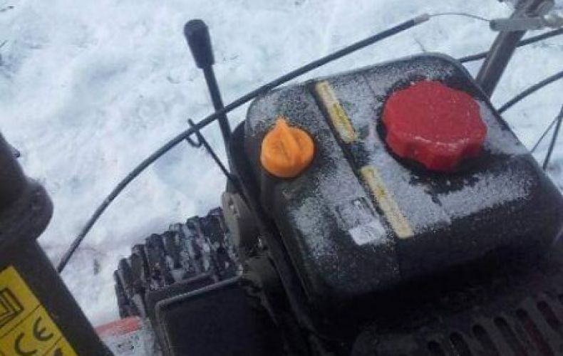 Odśnieżarka do śniegu,  pług do śniegu