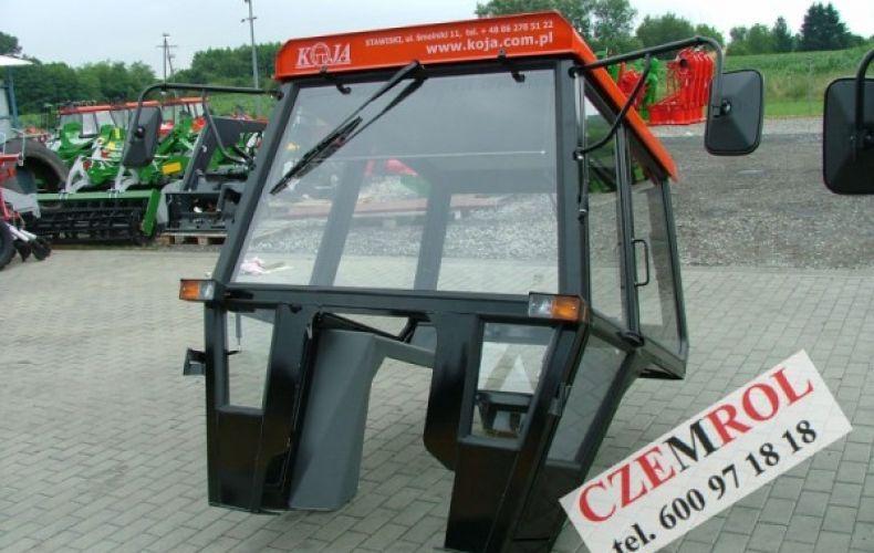 Kabina C-330 bez błotników Koja Nowa