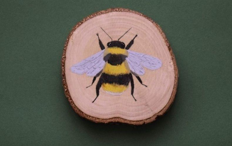 Podstawka/dekoracja - trzmiel
