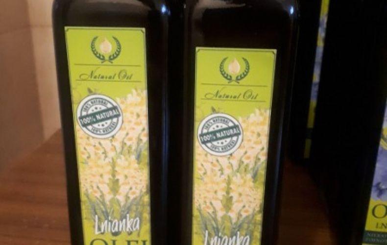 Oleje naturalne zimno tłoczone