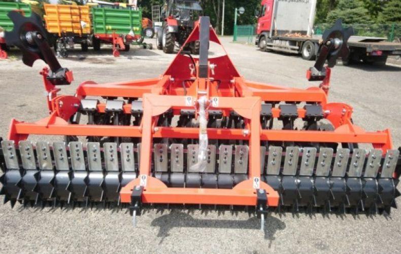 Agregat talerzowy TUR hydropak DEXWAL rura struna packer