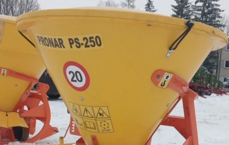 Piaskarka posypywarka PS-250 PS-250M PRONAR