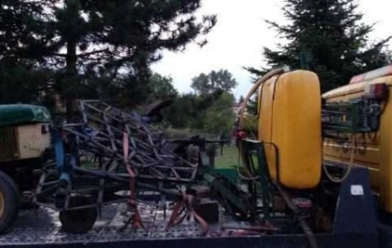 Ciągnik Farm mot
